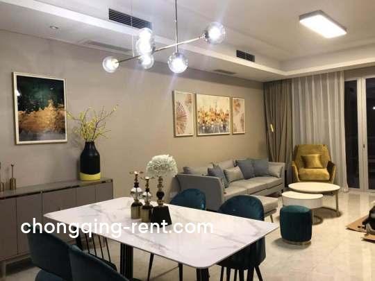 Luxury apartments in Chongqing